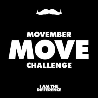 Move for Movember Logo